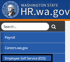 Employee Self Service (ESS) - Log On / Log Off | Office of Financial