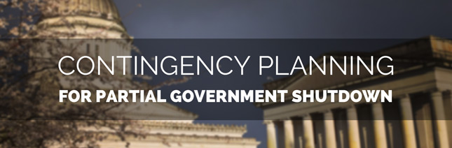 Slide 1 of 2: Contingency planning guidance for agencies and state employees